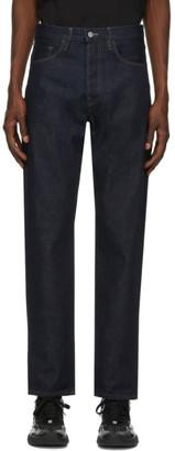 Acne Studios Blue Patch Jeans