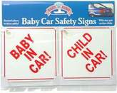 King Baby Studio Baby Car Safety Signs