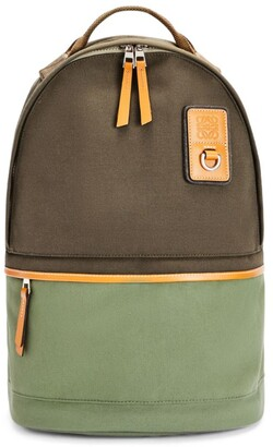 Loewe Small Canvas Backpack