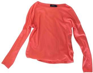 Polo Ralph Lauren Red Cashmere Knitwear