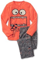 Gap Pizza monster glow-in-the-dark PJ set