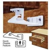 Mommys Helper **** 4 Pack **** Mommy's Helper Safe-Lok Cabinet Door & Drawer Lock with New ...