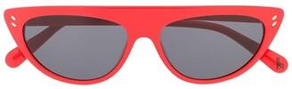 Stella McCartney Kids SK0057S cat-eye sunglasses