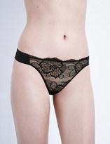 Wacoal Vision lace thong