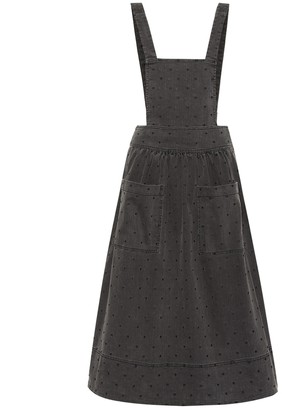 Ulla Johnson Johanna denim dress