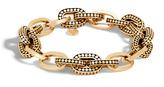 John Hardy Women's Dot 11.5MM Link Bracelet in18K Gold