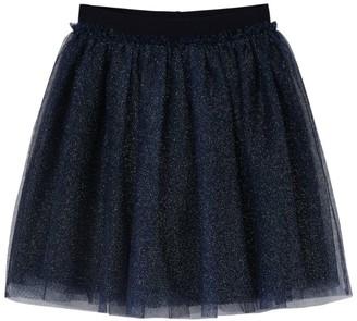 Il Gufo Tulle Glitter Skirt (3-12 Years)