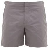 Orlebar Brown Bulldog Swim Shorts - Mens - Grey