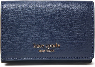 Kate Spade Sylvia Textured-leather Key Wallet
