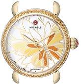Michele Women's MW05D41B0996 CSX Analog Display Swiss Quartz Gold Watch Head