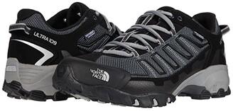The North Face Ultra 109 Waterproof (Zinc Grey/Burnt Orange) Men's Shoes