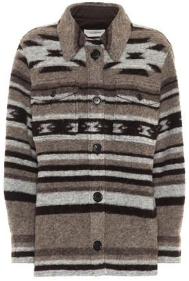 Etoile Isabel Marant Gastoni wool-blend jacket
