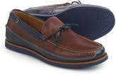 Trask Cade Moc-Toe Loafers - Leather (For Men)