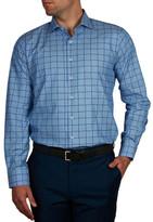 Geoffrey Beene Le Bernadin Check Slim Fit Shirt