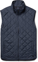 Dunhill Quilted Shell Gilet