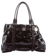 Lanvin Patent Leather Tote