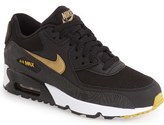 Nike 'Air Max 90' Print Sneaker (Big Kid)
