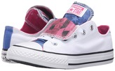 Converse Chuck Taylor® All Star® Double Tongue (Little Kid/Big Kid)
