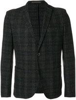 Eleventy tweed two button blazer - men - Cotton/Polyamide/Cupro/Wool - 46