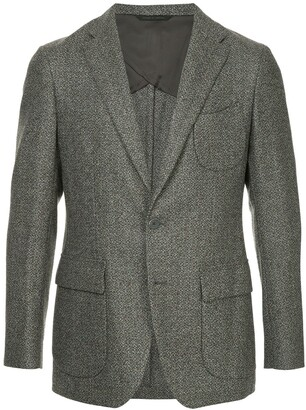 Durban D'urban tweed blazer jacket