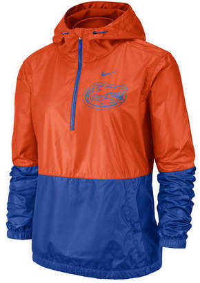 Nike Women Florida Gators Half-Zip Jacket