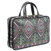 S.O.H.O New York Jungle Jam Collection Deluxe Cosmetic Weekender
