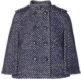 Banana Republic Italian Melton Wool-Blend Cape