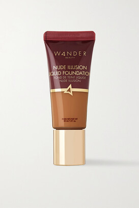 Wander Beauty Nude Illusion Liquid Foundation - Rich