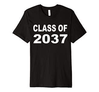 with me. Class of 2037 grow Premium T-Shirt
