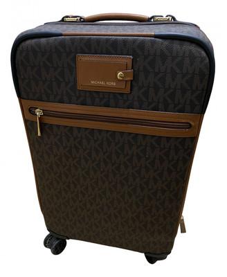 Michael Kors Brown Leather Bags