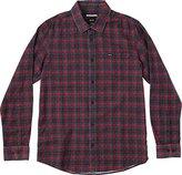 RVCA Men's Soon As Long Sleeve Woven Shirt
