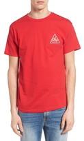 Obey Men's Next Round 2 Premium Graphic T-Shirt