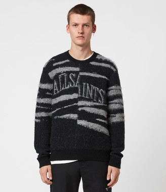 AllSaints Ture Saints Crew Sweater