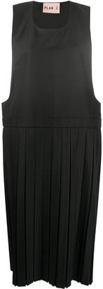 Plan C Pinafore Dress