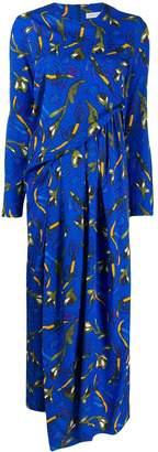 Christian Wijnants printed maxi dress
