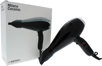 Elchim Black & Silver Milano Ceramic Hair Dryer