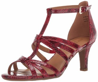 Aerosoles Women's PASSIONFRUIT Heeled Sandal