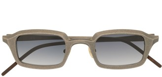 Rigards RG0073 rectangle-frame sunglasses