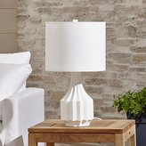 Crate & Barrel Prism Outdoor Table Lamp