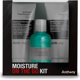 Anthony Logistics For Men Moisture On the Go Kit