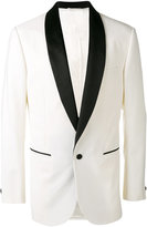 Versace tuxedo jacket - men - Silk/Cotton/Cupro/Virgin Wool - 48