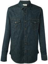 Saint Laurent Nashville denim shirt - men - Cotton - L