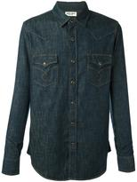 Saint Laurent Nashville denim shirt