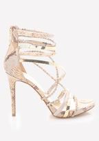 Bebe Nedda Strappy Sandals