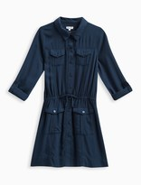 Splendid Girl Sandwash Shirt Dress