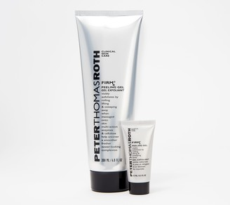 Peter Thomas Roth Super-Size FIRMx Peeling Gel Home & Away Duo