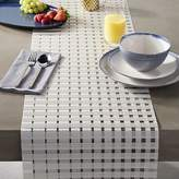 CB2 Chilewich ® Satin Glass Table Runner