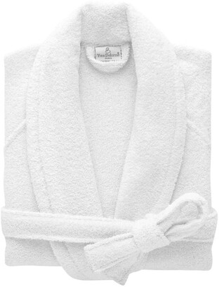 Yves Delorme Etoile Blanc Bathrobe (Large)