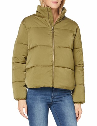 Scotch & Soda Women's Soft Quilted Jacket in Print and Solid