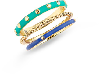 Gorjana Amalfi Set of 3 Rings